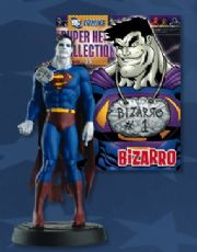 Eaglemoss DC Comics Super Hero Figurine Collection #035 Bizarro